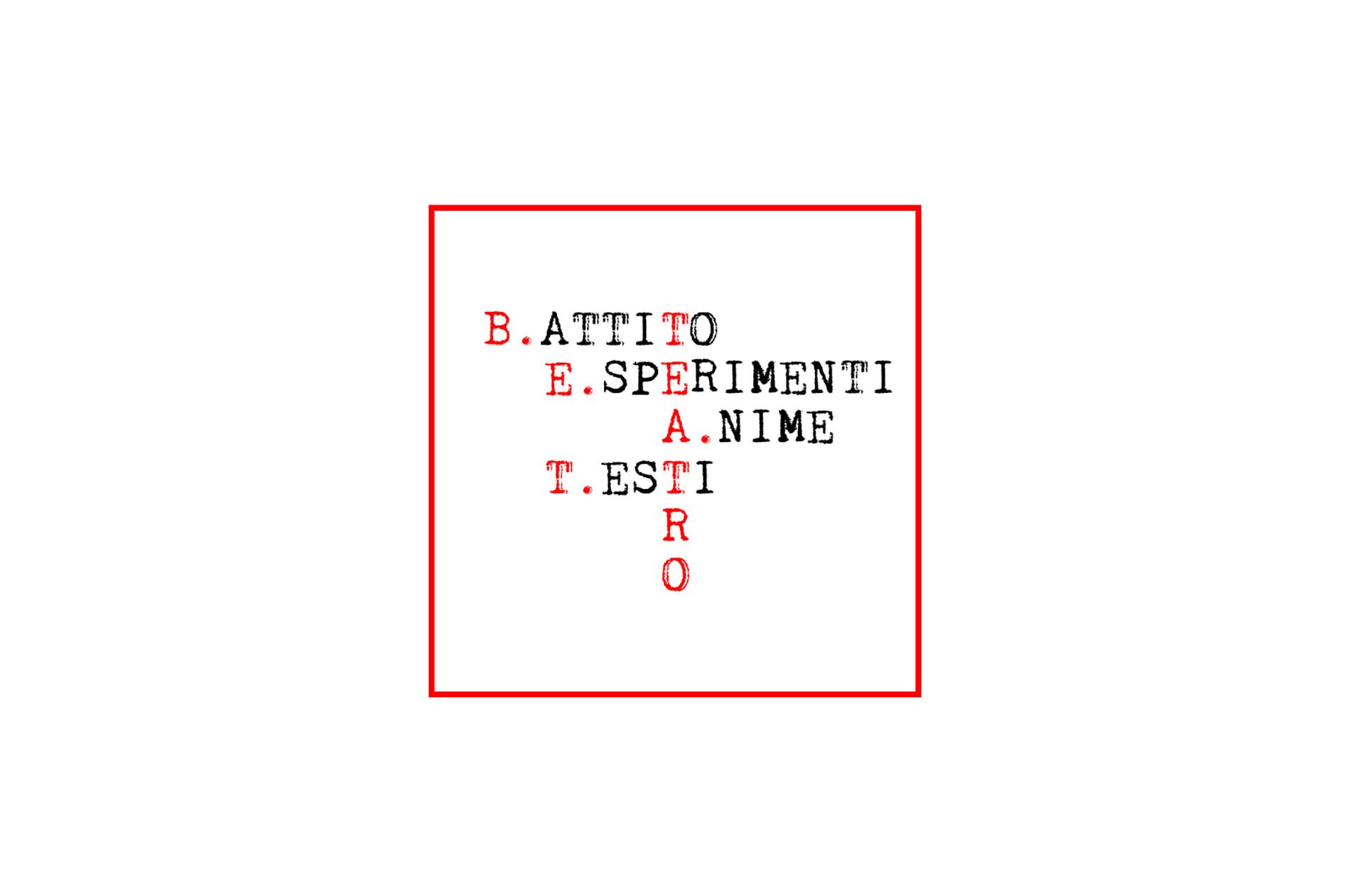Logo alternativo B.E.A.T.