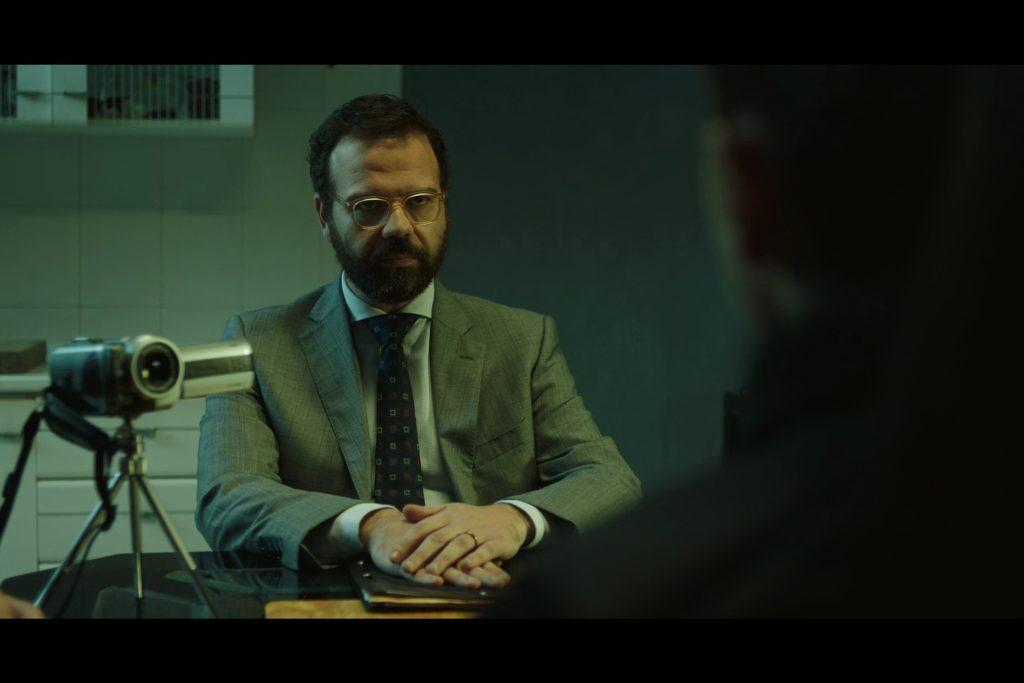 "Gennaro Maresca è Walter Ruggieri in ""Gomorra 4"""