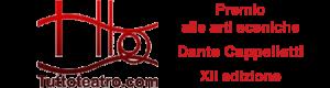 Logo Premio alle Arti Sceniche Dante Cappelletti
